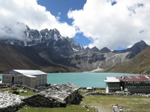 Gokyo, next to Third Lake