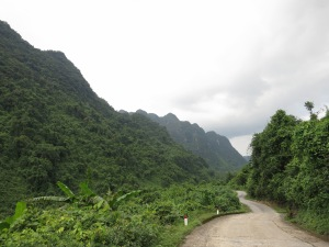 Tropical jungle – and a fantastic road for a scooter ride – in Phong Nha-Ke Bang National Park