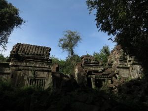 Ruins at Beng Mealea