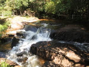 Kbal Spean – not a whole lot going on
