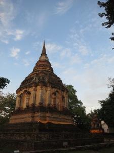 At Wat Jed Yod (aka Wat Chet Yot), Chiang Mai