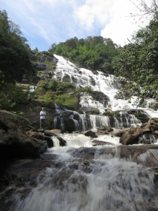Mae Ya Waterfall, near Chiang Mai