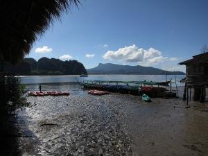About to go kayaking near Krabi