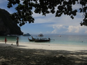 Monkey Beach, Ko Phi Phi Don