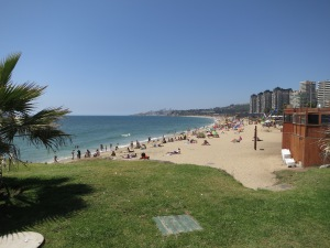 Viña del Mar:  a disappointed Chilean Gold Coast in the making?