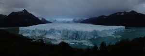 The Perito Moreno Glacier, in Las Glaciares National Park near El Calafate