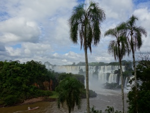 Another Iguazú Falls photo.  Just because.